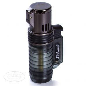 JetLine Triple Flame Torch Lighter Black-www.cigarplace.biz-21