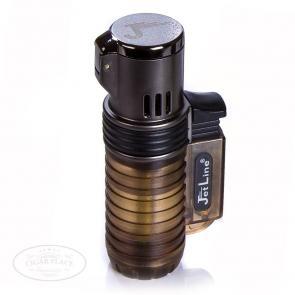 JetLine Triple Flame Torch Lighter Brown-www.cigarplace.biz-22