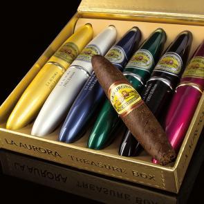 La Aurora Preferidos Treasure Box Sampler-www.cigarplace.biz-22