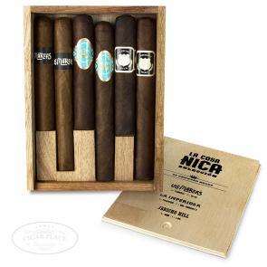 Crowned Heads La Cosa Nica Seleccion Cigar Sampler Cigars Open