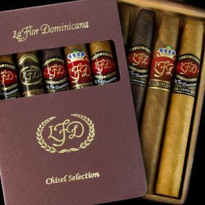 La Flor Dominicana Selection Chisel Sampler-www.cigarplace.biz-20
