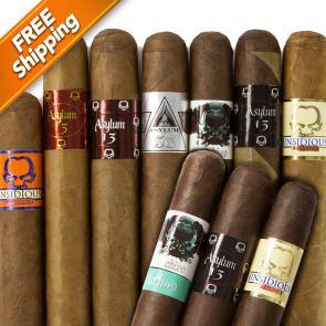 MYM Asylum Toro Cigar Sampler-www.cigarplace.biz-20