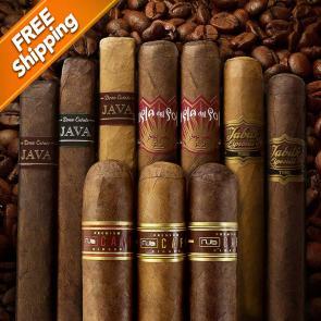 MYM Coffee Country Tour Du Jour Cigar Sampler Pack of 10-www.cigarplace.biz-21