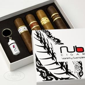Nub Variety 4-Cigar Sampler + Bullet Cutter-www.cigarplace.biz-23