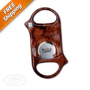 Palio Cigar Cutter Burl Wood Free SandH-www.cigarplace.biz-20