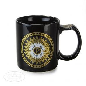 Perdomo Logo Coffee Mug Black-www.cigarplace.biz-21