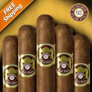 Remedios Natural Robusto Pack of 5 Cigars-www.cigarplace.biz-21