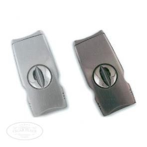 Metal Trigger V-Cutter (Gunmetal)-www.cigarplace.biz-22