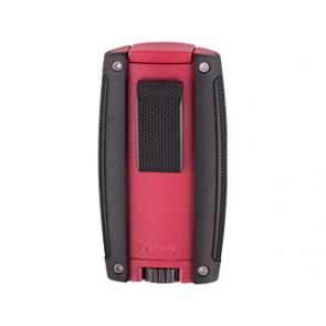Xikar Turismo Cigar Lighter Red-www.cigarplace.biz-22