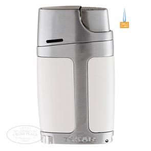 Xikar ELX Torch Lighter White-www.cigarplace.biz-22