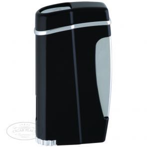 Xikar Executive II Single Jet Flame Lighter Black-www.cigarplace.biz-22