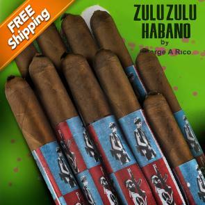 Gran Habano Zulu Zulu Habano Lancero Bundle of Cigars-www.cigarplace.biz-21