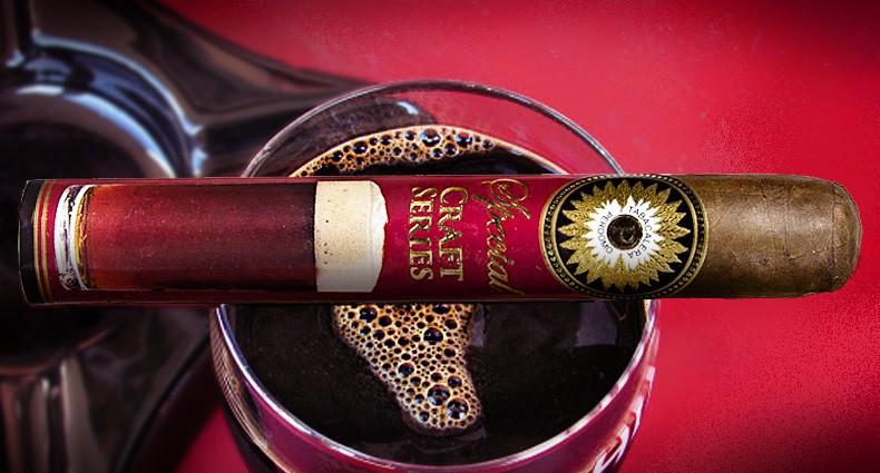 Cigar Pairing: Perdomo Stout & Imperial Chocolate Stout