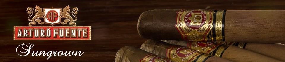 Cigar Review: Arturo Fuente Sungrown