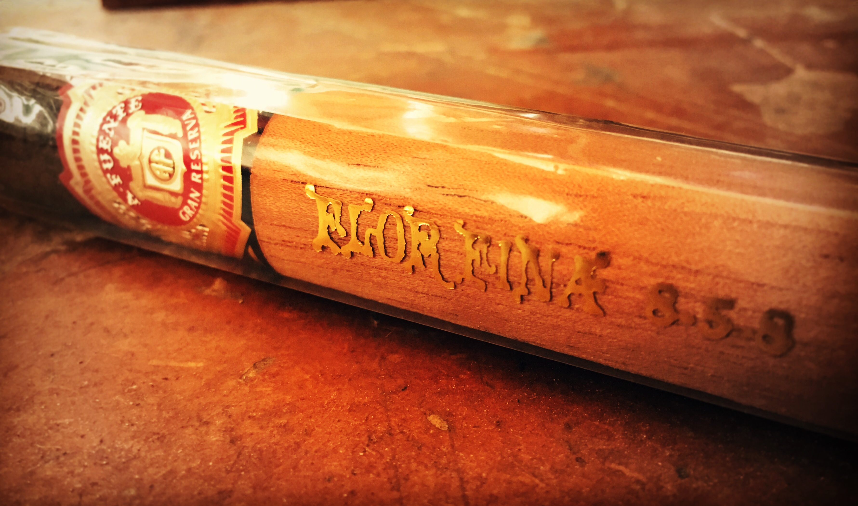 Arturo Fuente Sun Grown Flor Fina 8-5-8 in Cello
