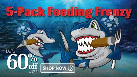 5-Pack Feeding Frenzy