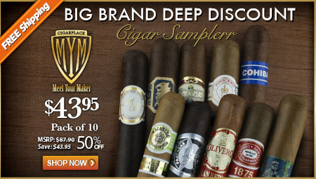 Big Brand Deep Discount Sampler