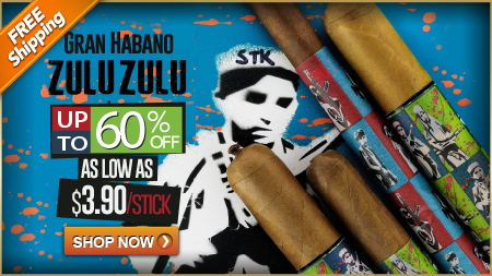 Gran Habano Zulu Zulu