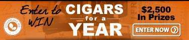 Cigars For A Year