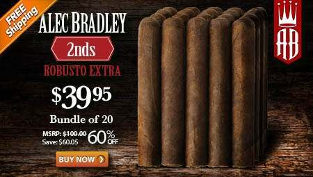 Alec Bradley 2nds Robusto Extra