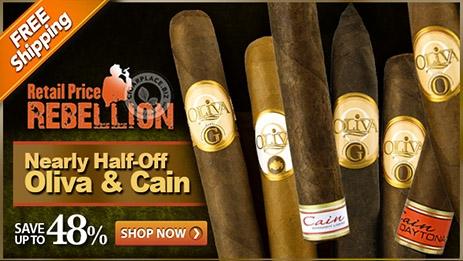 Up To 48% Off Oliva & Cain Cigars