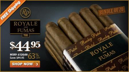 Rocky Patel Royale Fumas Toro