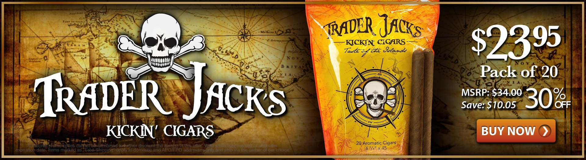Trader Jack's Kickin' Cigars